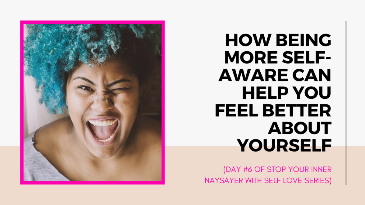 Clarity of purpose Breeds Confidence (DAY #6 OF STOP YOUR INNER NAYSAYER WITH SELF LOVESERIES)